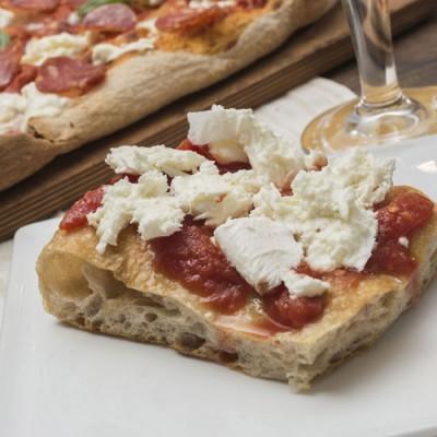Pizza ½ metru